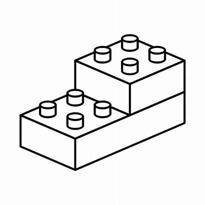 Lego Blocks Icon Development Constructor Legos Microsoft