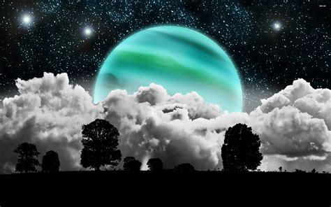 The Iron Giant Wallpaper Blue Moon Widescreen Hd Wallpaper Hd Wallpapers
