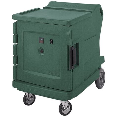 electric food holding cabinet cambro cmbh1826lf192 granite green camtherm electric food