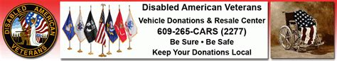 donate your car to veterans disabled american veterans vehicle donations sales