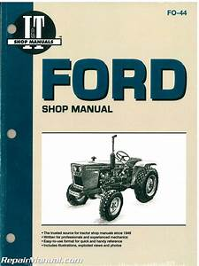 Ford New Holland 1100 1110 1200 1210 1300 1310 1500 1510