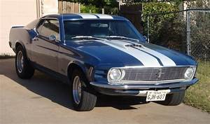 eBay: 1970 Ford Mustang Fastback Base 1970 Ford Mustang Fastback / Sports roof Custom # ...