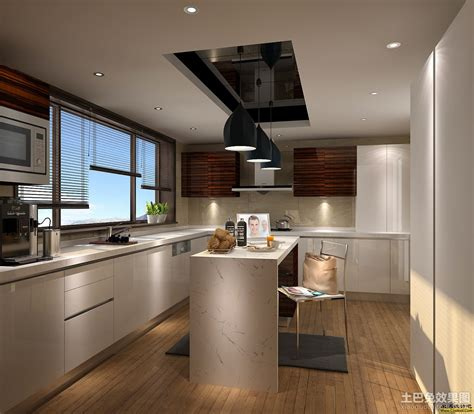 kitchen ceiling design ideas 厨房装修效果图大全2013图片 土巴兔厨房装修 6507