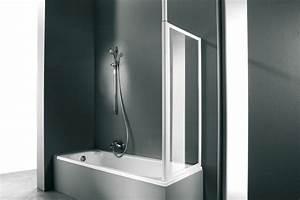Glas Duschwand Badewanne : freistehende badewanne duschabtrennung energiemakeovernop ~ Frokenaadalensverden.com Haus und Dekorationen