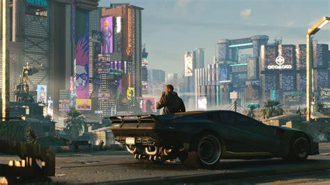 Automobili Volanti In Cyberpunk 2077 Non Guideremo Automobili Volanti News