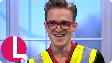 Tom Fletcher Loves Getting Spooky With His Kids   Lorraine ...
