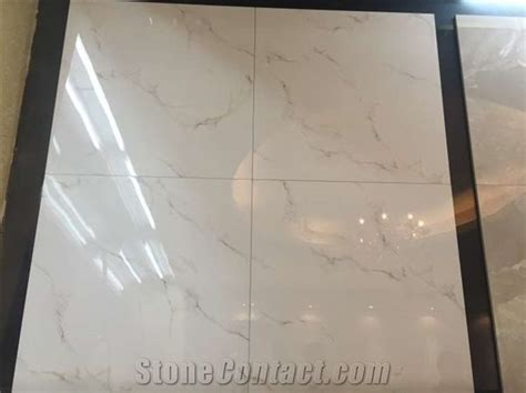 Carrara White Porcelain Tiles /Porcelain Floor Tiles from