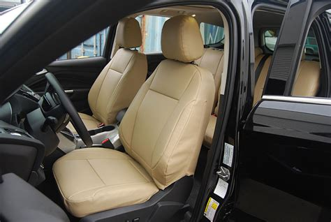 ford escape   iggee sleather custom seat cover
