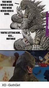 25+ Best Memes About Godzilla Meme | Godzilla Memes