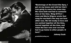 I wanna Love Li... Funny Johnny Cash Quotes