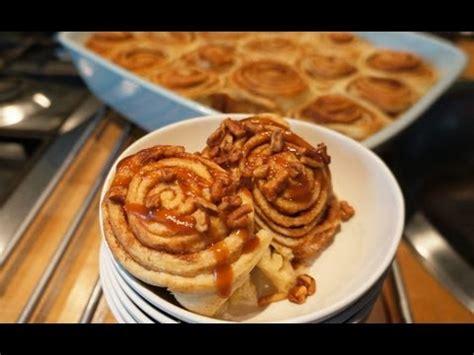 recette cuisine usa recette usa brioches moelleuses à la cannelle par hervé