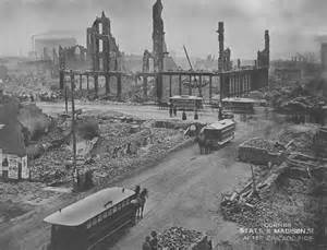 Great Chicago Fire 1871 History