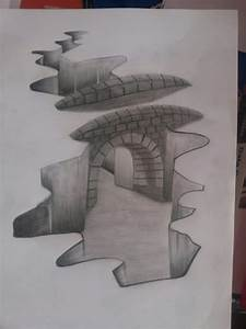 3D Sketch Simple 3D Drawing - Youtube - Drawings Inspiration
