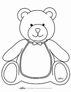 best 25 teddy bear drawing ideas on pinterest teddy With template for a teddy bear