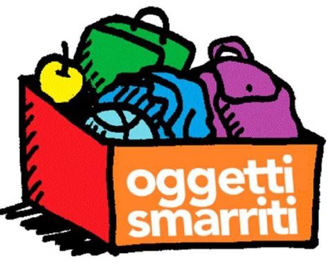 Ufficio Oggetti Smarriti by Oggetti Smarriti In Giacenza Presso L Ufficio Economato