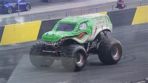 monster truck show sydney top gear festival sydney 2014
