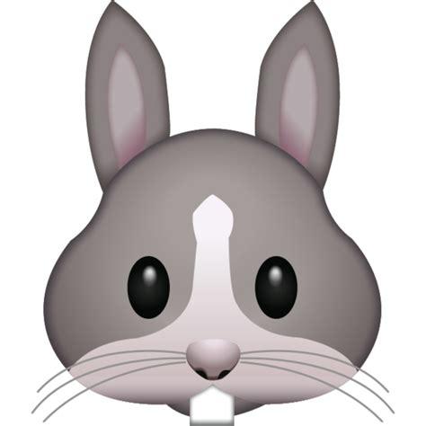 rabbit face emoji emoji island