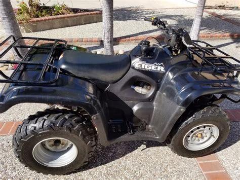 Suzuki 400 Eiger by Suzuki Eiger 400 Vehicles For Sale