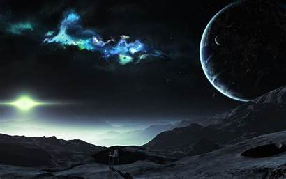 Space Outer Desktop Backgrounds Wallpapercave