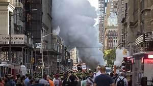 Höchstes Gebäude New York : dampfleitung explodiert in new york geb ude in manhattan evakuiert welt ~ Eleganceandgraceweddings.com Haus und Dekorationen
