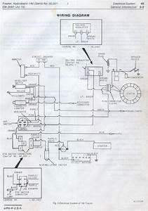 John Deere 140 Lawn Tractor Wiring Diagram