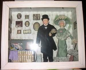 Cadeau Noce D Or : la malle aux souvenirs ou les noces d 39 or vitrine miniature ~ Teatrodelosmanantiales.com Idées de Décoration