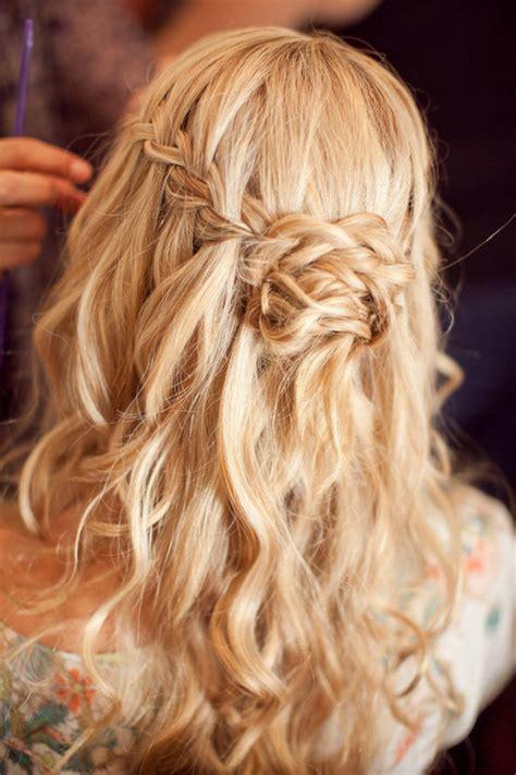 wedding trends braided hairstyles part  belle