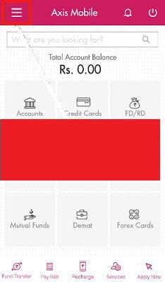 Enter your desired pin, then select save pin. Change PIN of ATM Card from Axis Bank App - Gyanesh Chourasia