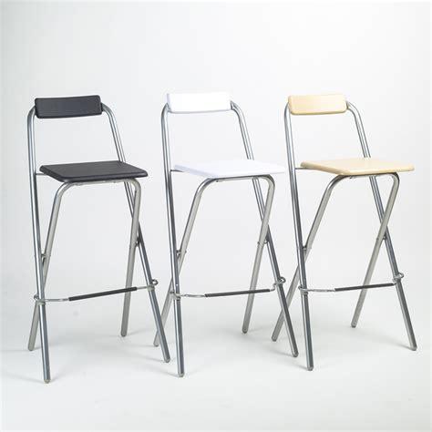 chaise de peche ecdaily pliage minimaliste bar tabouret de bar tabouret de