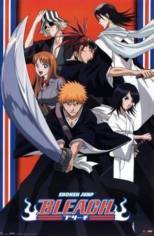 animeku bleach bleach anime planet