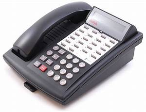 avaya partner 18d black display phone With avaya partner 18d