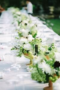 Décoration Mariage Champêtre Chic : decoration repas champetre ~ Melissatoandfro.com Idées de Décoration