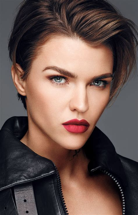 ruby rose sourceloreal   ruby rose hair ruby