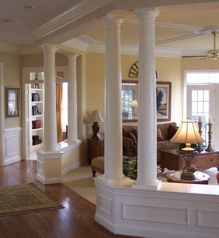 interior home columns 25 best ideas about interior columns on