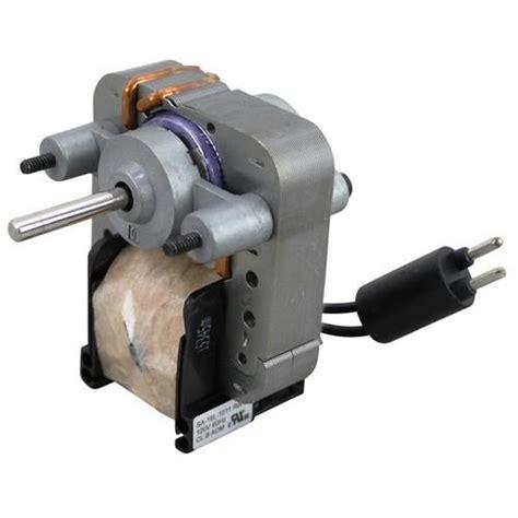 Commercial 120 Volt Clockwise Fan Motor Kit Etundra
