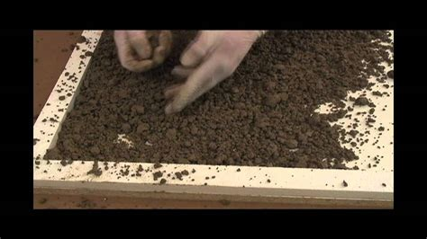 """Making a """"Sand Stone"""" texture in Concrete Countertops"""