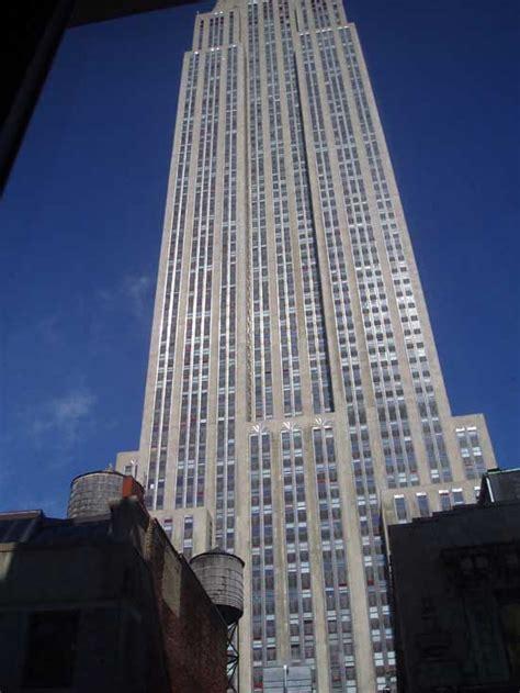 empire state building  york  architect