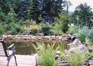 Gartenteich Gestalten Bilder : kleine gartenteiche bilder gartenteich anlegen und gestalten knstlichen teich bauen nowaday garden ~ Whattoseeinmadrid.com Haus und Dekorationen