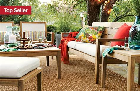 patio sets and outdoor furniture collections crate and