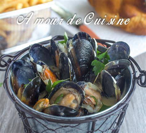 moule de cuisine moules marinieres sans vin amour de cuisine