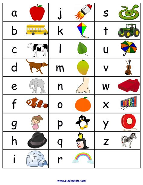 printable alphabets chart  pictures  images