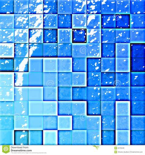 azulejos del cuarto de bano abstracto azules imagenes de