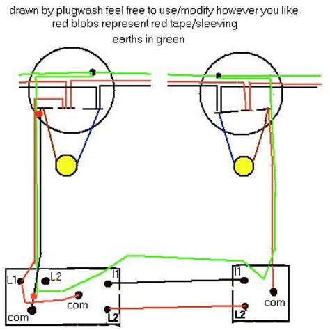Electrics Two Way Lighting