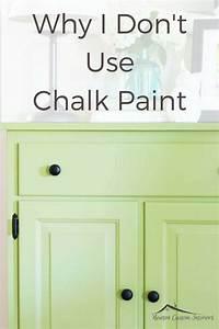Why I Don't Use Chalk Paint - Newton Custom Interiors