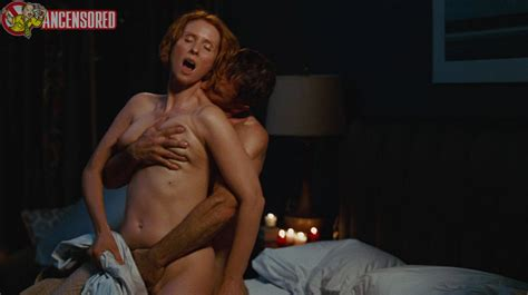 Голая Синтия Никсон в Sex And The City The Movie