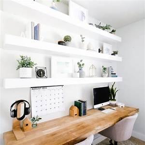Scandinavian, Workspace, Inspiration
