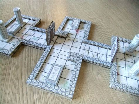 3d Dungeon Tiles Uk by The Crooked Staff Tombs In The 2 5d Dungeon