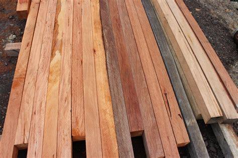 hardwood timber posts australian hardwood timber