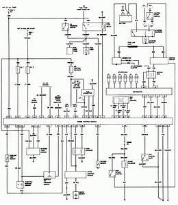 1991 Chevy S10 Wiring Schematic