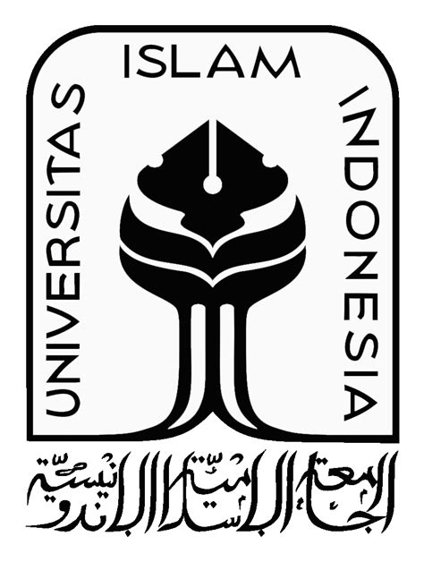 Logo UII (Universitas Islam Indonesia) Original PNG - Psikolif